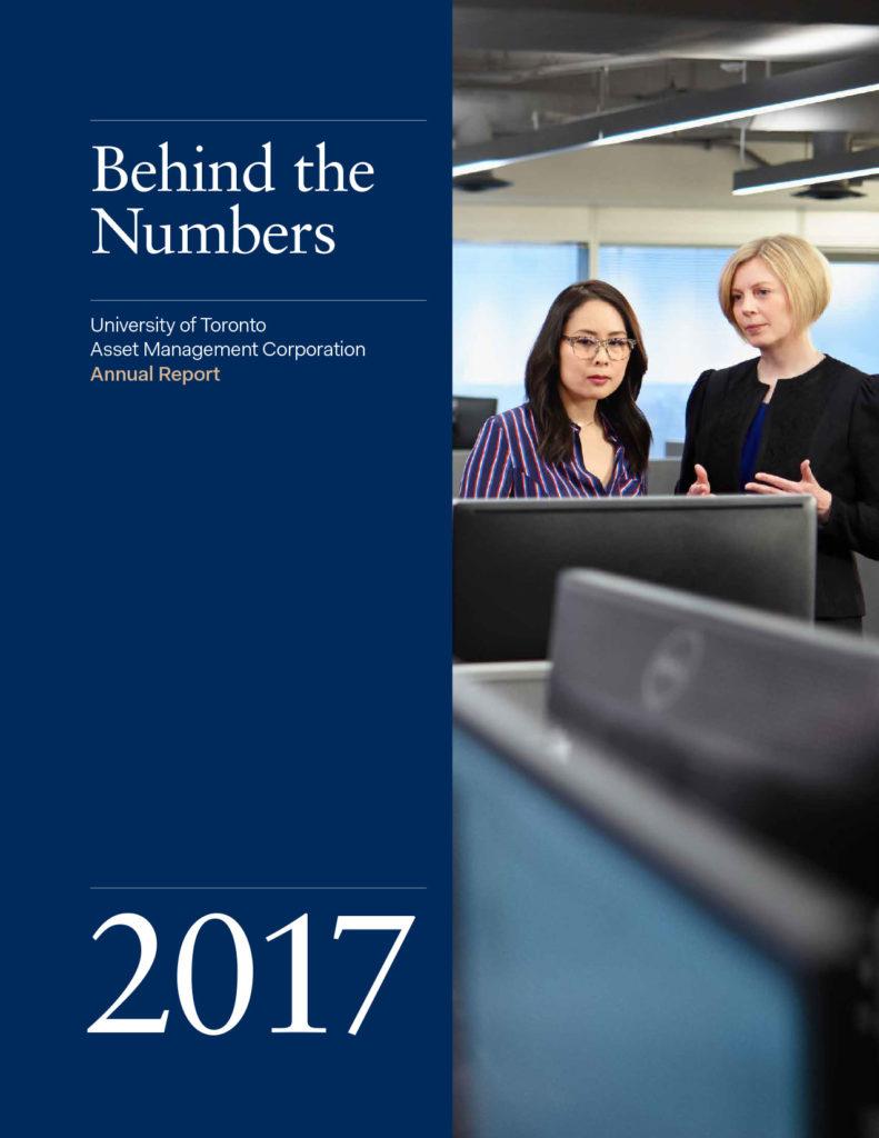 Cover for UTAM Annual Report 2017